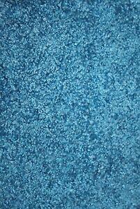 Essential Home Bathroom Toilet Lid Cover - Ocean Blue
