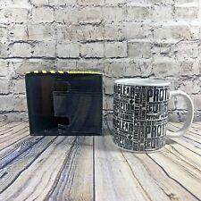 Ghostbusters Movie Proton Newsprint 12 oz Licensed Ceramic Coffee Mug