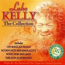 Luke Kelly - The Collection | NEW SEALED 2 CD [The Dubliners, Irish Folk Music]