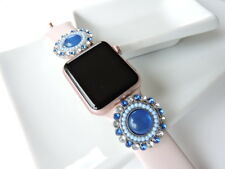 Apple Watch Jewelry Bling Charms fits 38mm 42mm Apple Watch Band Luxury Jewelry
