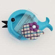 Blue Bird Scentportable Bath Body Works Unit Only No Disc Car Visor Clip and Go