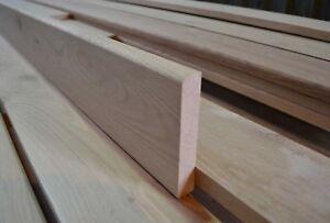 "Solid Oak Skirting Board 1x5"" PAR to Bullnose 20x120mm - 100% Solid Oak"