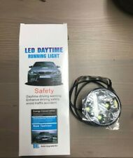 LED DAY TIME RUNNING LIGHT ENHANCE DRIVING SAFETY AVOID TRAFFIC ACCIDENT 2 PCS