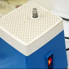 Blue 220V Mini Stained Glass Grinders Small Glass Grinding Machine