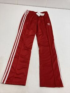 adidas Adicolor Classic Women's Firebird Tracksuit Bottoms Size 8 New With Tags