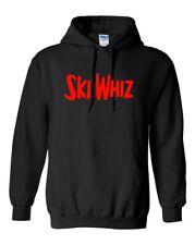 SKI WHIZ Vintage Snowmobile Hoodie MASSEY FERGUSON Sweatshirt *Choose Logo Color