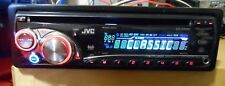 JVC Arsenal KD-AR390 Car Stereo/MP3/CD player W/Removable Faceplate and harness