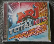 NRJ total hits, britney spears pitbull david guetta bruno mars  ect ...., 2CD