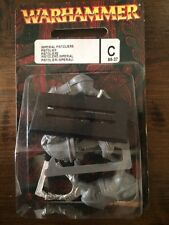 Imperial Pistoliers Metal Rider  Empire   New In Blister Games Workshop  OOP