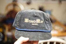 RARE Apollo 13 Stingray Strapback Cap Hat USA Union Made ! Imperial Hats ! NASA!