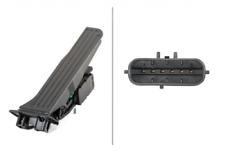 Sensor, Fahrpedalstellung für Gemischaufbereitung HELLA 6PV 010 946-011