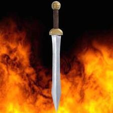 """ROMAN LEGIONAIRE SOLDIER Centurion Gladiator 27"""" GLADIUS LATEX SWORD LARP New"""