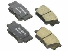 For 2009-2013 Toyota Matrix Brake Pad Set Rear Bosch 18916BM 2010 2011 2012 AWD