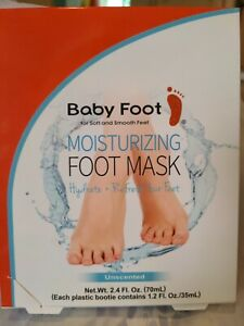Baby Foot Original Moisturizering Foot Peel - 2.4 oz - Foot Mask (1658)