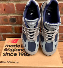 New Balance 991 Sneaker Uomo M991GBT Grey Blue
