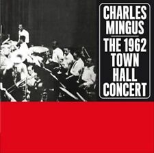 1962 Town Hall Concert, MINGUS,CHARLES, , New Import, Original recording remas