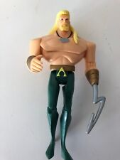 Justice League Unlimited Aquaman With Hook - Loose