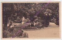 CPA SEPIA  83400 HYERES  jardin Denis ca1949