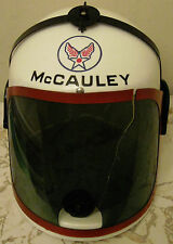 COL McCAULEY SPACE HELMET w/BOX Men Into Space TV Ideal 1960 1 OWNER COMPLETE VF