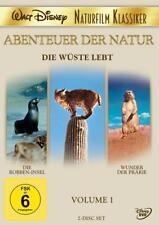 Die Wüste lebt - Walt Disney Naturfilm Klassiker Vol. 1  [2 DVDs] (2012)
