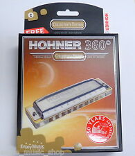 Hohner 360 Collectors Edition Harmonica Key of C