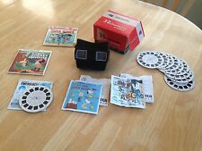 Vintage Sawyer's View-Master Model E with 24 Reels