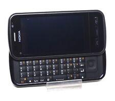 Nokia C6-00 New SWAP Black QWERTY Greek Keypad Original Full Working Unlocked