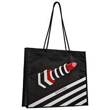 Sephora Holiday 2014 Lipstick Reusable Shopping Travel Tote Gift Bag NWT