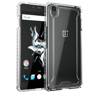 POETIC Affinity Premium Thin Corner Protection Case for OnePlus X (2015) Clear