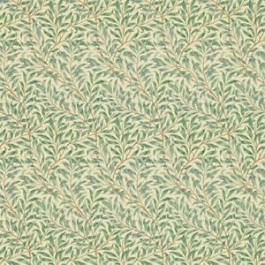 Sanderson Wallpaper, Willough Bough Minor Pattern, Washable, Made in England