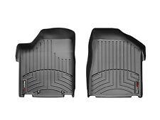 WeatherTech FloorLiner for Nissan Murano - 2003-2007 - 1st Row - Black