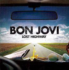 Bon Jovi (ft. LeAnn Rimes etc): Lost Highway - CD (2007)