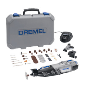 Dremel 8220-2/45 12v Cordless Multi Tool With 2 Attachments & 45 Accessories