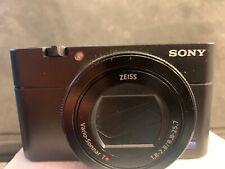 Sony Cyber-shot DSCRX100M5 20.1 MP Digital Camera - Black