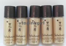 Sulwhasoo Timetreasure Renovating Emulsion Ex 8pcs,Lotion Amore New Anti Aging