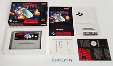 Super Nintendo SNES - Super R-Type - PAL - NOE