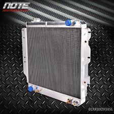 Best 60mm All Aluminum Racing Radiator For 87-06 Jeep Wrangler YJ/TJ 2.4L- 4.2L