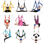 Yoga Swing Aerial Hammock Anti-Gravity Trapeze Sling Yoga Prop Inversion Tool