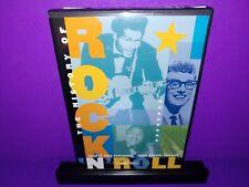 The History Of Rock N Roll DVD B386