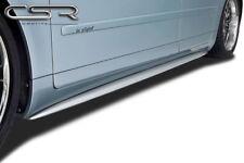 RDX Seitenschweller Audi A4 B7 8E Seiten Schweller Set Spoiler Leisten ABS SL345
