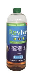 Revive Turbo Cleaner & Power Restorer 750ml Refill for PETROL Engines 1449-9401