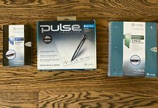 Livescribe Pulse SmartPen 2 GB Package/includes pen, and notebooks (NIB)