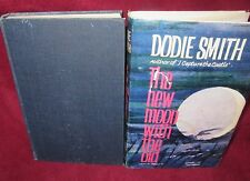 The NEW MOON with the OLD ~ Dodie Smith. 1st Ed HbDj. so damned funny!   in MELB