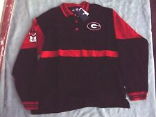 Georgia Bulldogs Long-Sleeved Shirt G-III Adult Size Large New With Tags!