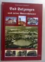 Bad Salzungen und seine Gotteshäuser von Ernst-Ulrich Hahmann 1.Auflage