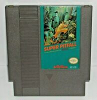 Super Pitfall  (NES) Cart Only Cleaned Tested 3 screw