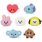 LINE FRIENDS BT21 Baby Face Airpods Pro Case Chimmy Cooky BTS Official Product
