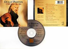 "DOLLY PARTON ""I Will Allways Love You"" (CD) 1996"