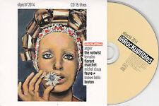CD CARDSLEEVE 15T THE NOTWIST/TINARIWEN/FLORENT MARCHET/FAUVE/TEMPLES/BRETON
