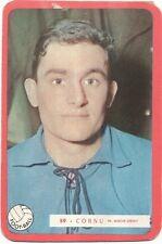 059 ALAIN CORNU OGC.NICE FOOTBALL CARTE MIROIR SPRINT 1960's RARE